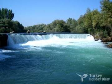 Manavgat In Holiday
