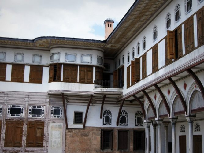 Topkapı Palace In Holiday