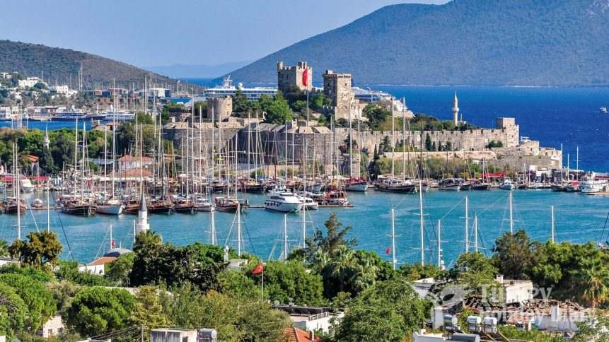 Holiday in Bodrum Turkey