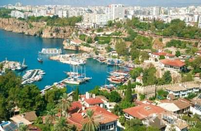 Antalya In Holiday