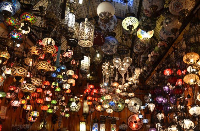 Beyazıd Grand Bazaar In Holiday