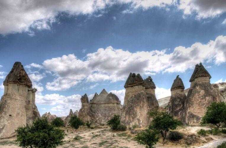 Cappadocia In Holiday