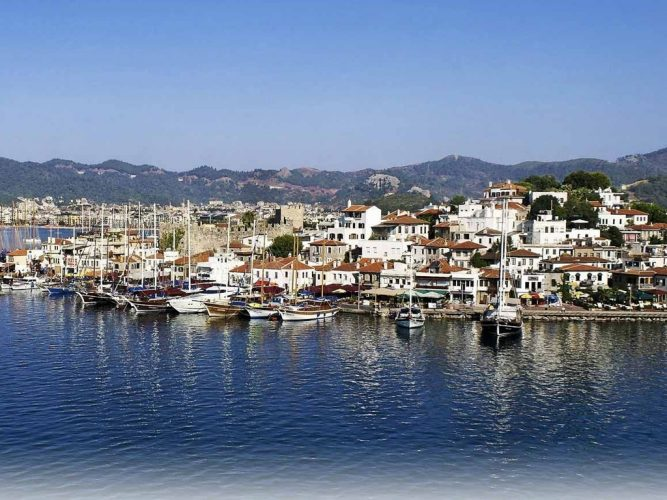 Marmaris In Holiday