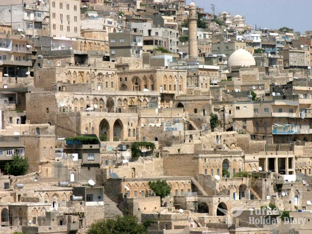 Mardin In Holiday