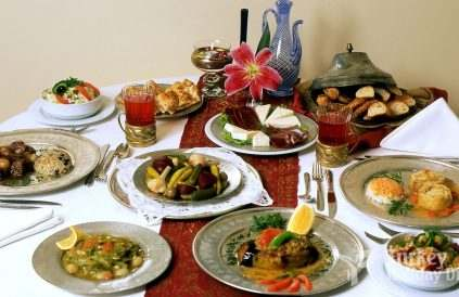 Splendid Tastes of Turkish Cuisine