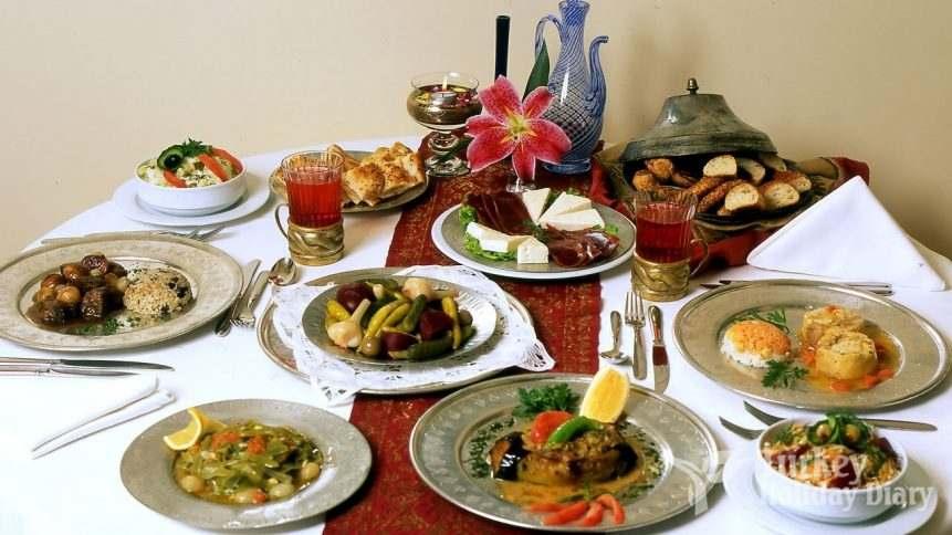 Splendid Tastes of Turkish Cuisine