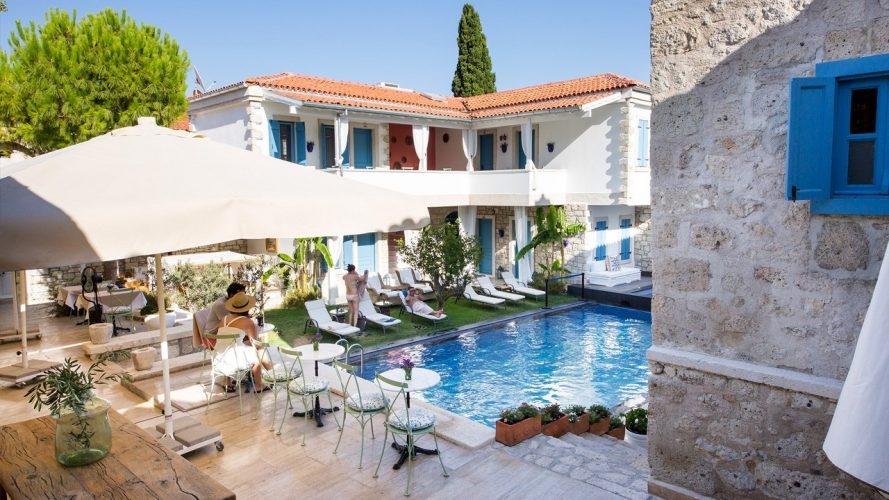 Holiday In Alacati