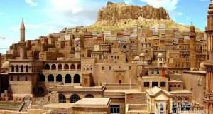 Mardin In Holiday