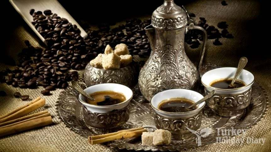 Ottoman Turkish Coffee