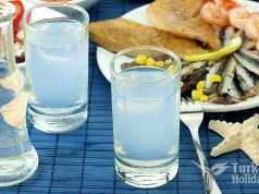 Lion's Milk: Rakı is Aniseed Flavoured Drink