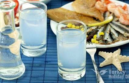 Lion's Milk: Rakı is Aniseed Flavoured Drink