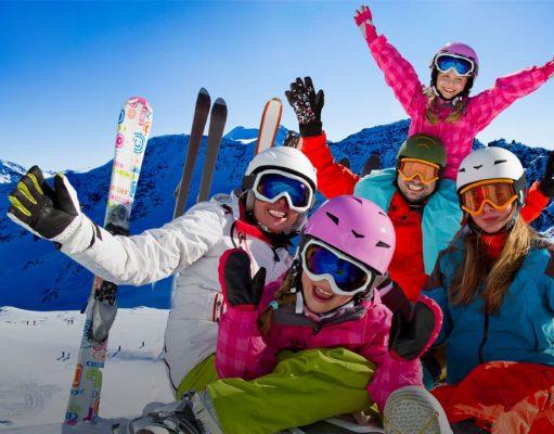 Uludag Ski Center In Holiday