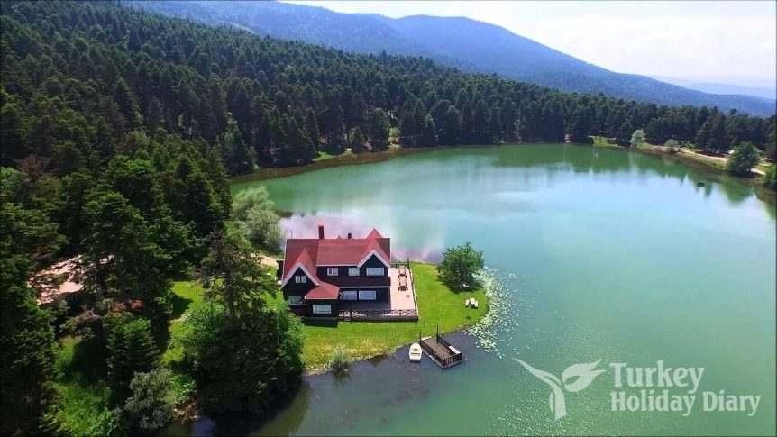 Abant Lake