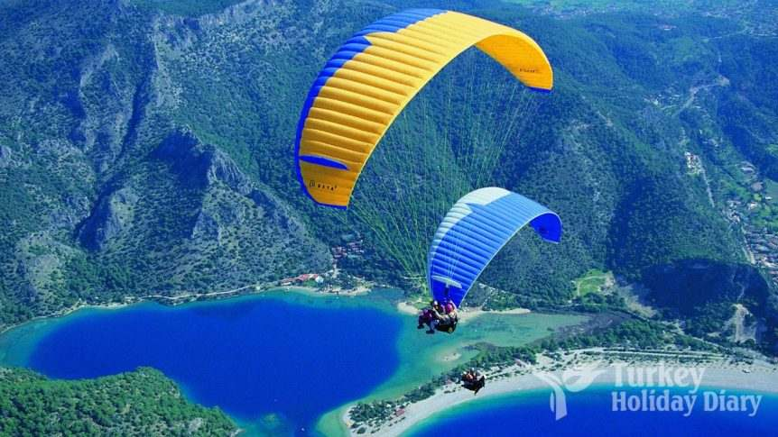 akyaka paragliding