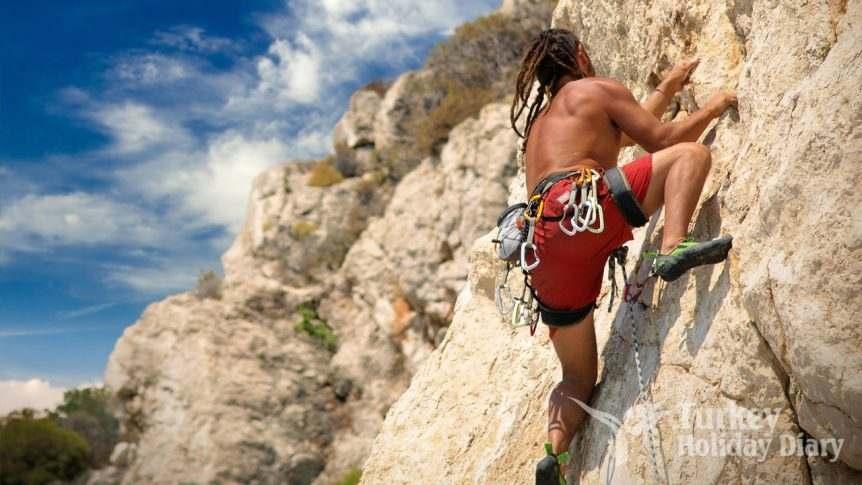 akyaka rock climbing