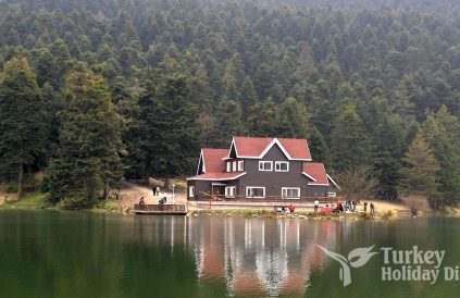 Natural Beauty Abant Lake