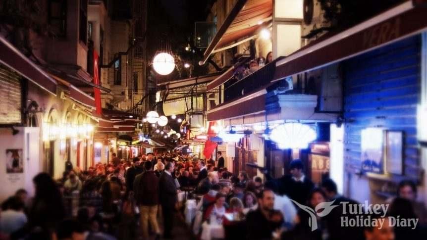 Beyoglu Night Life
