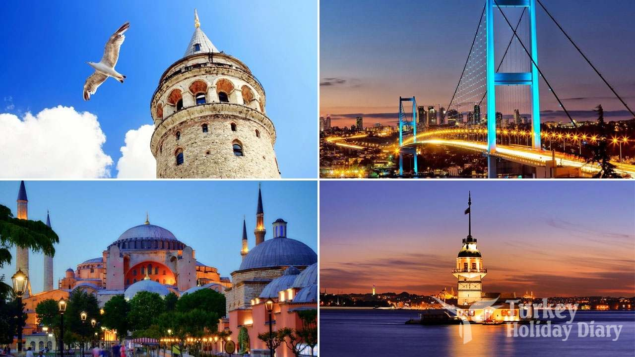 top 10 tourist attractions in istanbul turkey holidays 2019
