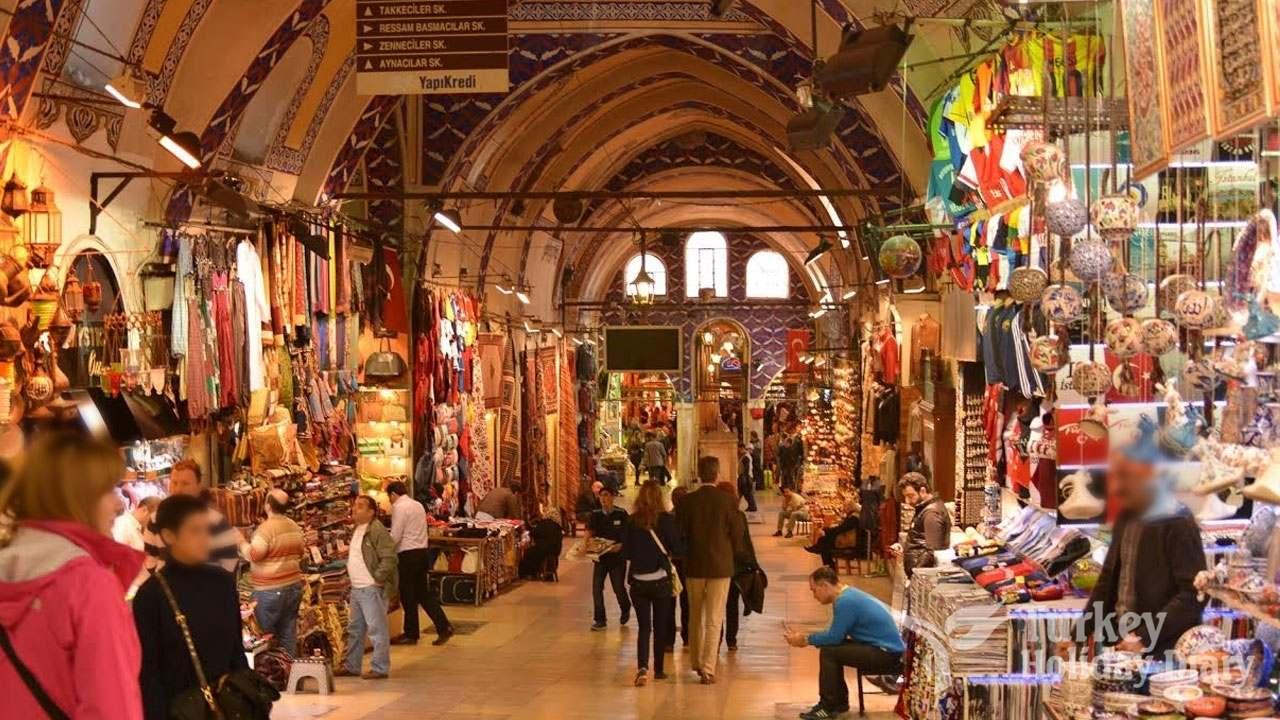 Kết quả hình ảnh cho Grand Bazaar