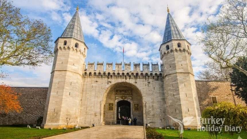istanbul-topkapi-place