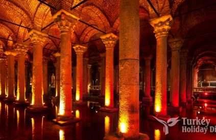 Yerebatan Cistern