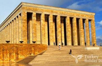 Anıtkabir and Unknown Features