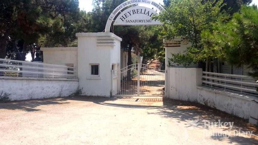 heybeliada sanatorium