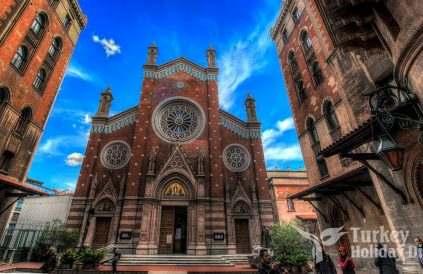 Saint Antuan Church