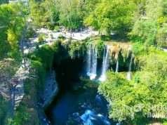 Düden Waterfall, Antalya