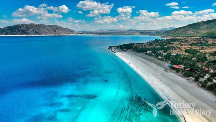 How to get to Lake Salda