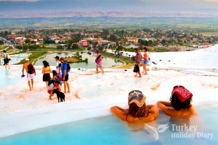 Pamukkale Tourism and Travertines