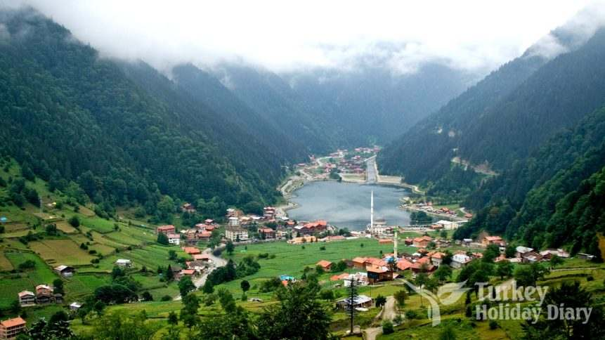 Tourism in Trabzon Uzungöl