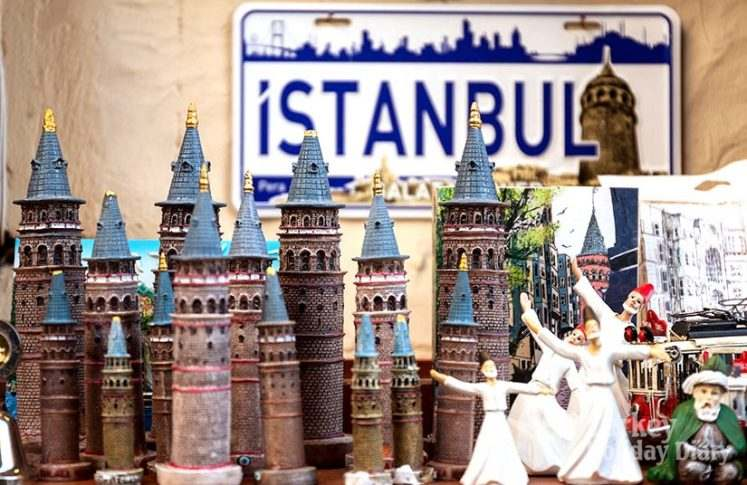 Where to Buy Souvenirs in Istanbul