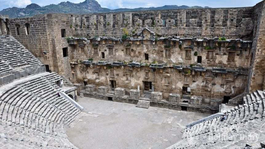 Aspendos Ancient City, Antalya