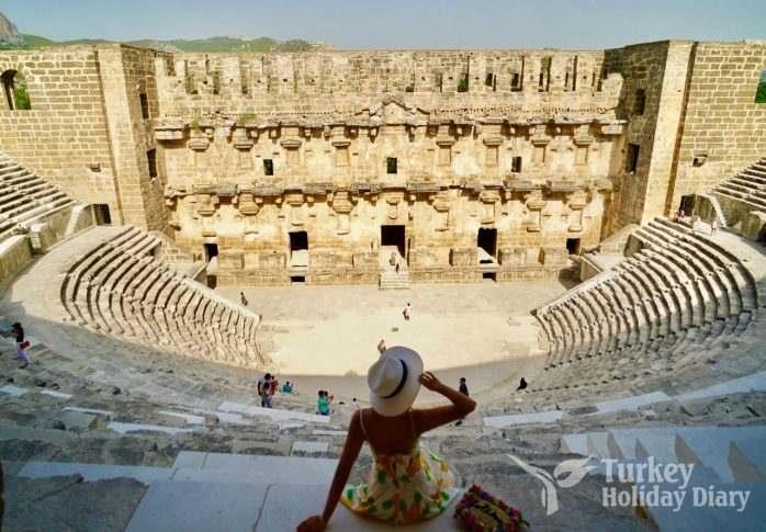 Aspendos Ancient
