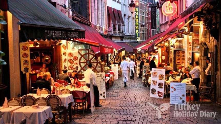 French Street, Beyoğlu