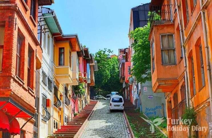 """Merdivenli Yokuş """"Stairlift Slope"""", Balat"""