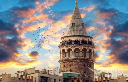 Short Information About Galata Tower
