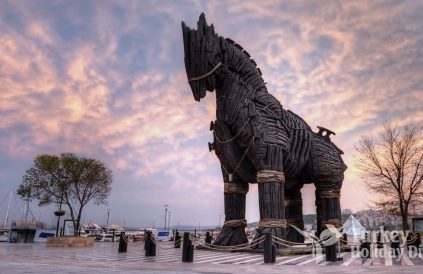 Trojan Antique City, Canakkale