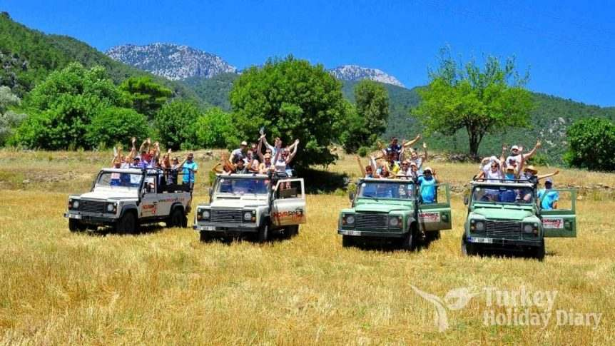 Turkey-Outdoor-Sports - Jeep Safari