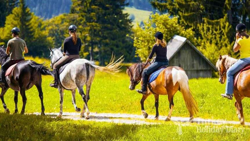 Turkey Outdoor Sports - Riding