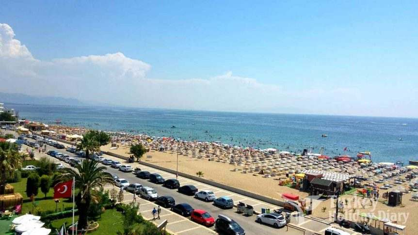 Sarimsakli Beach