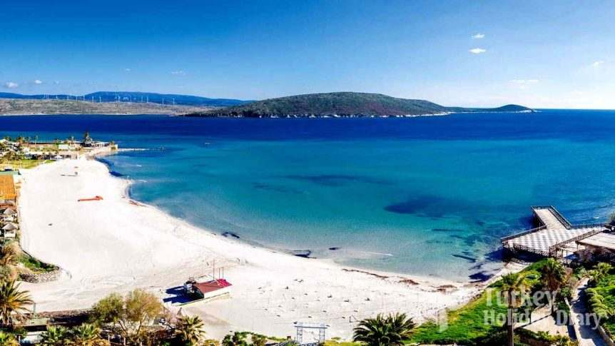 Ilıca Beach