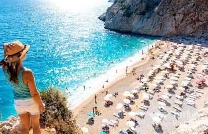 Suggestions Beaches for Summer Months in Turkey