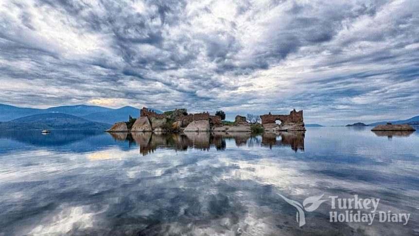 Lake Bafa, Aydin