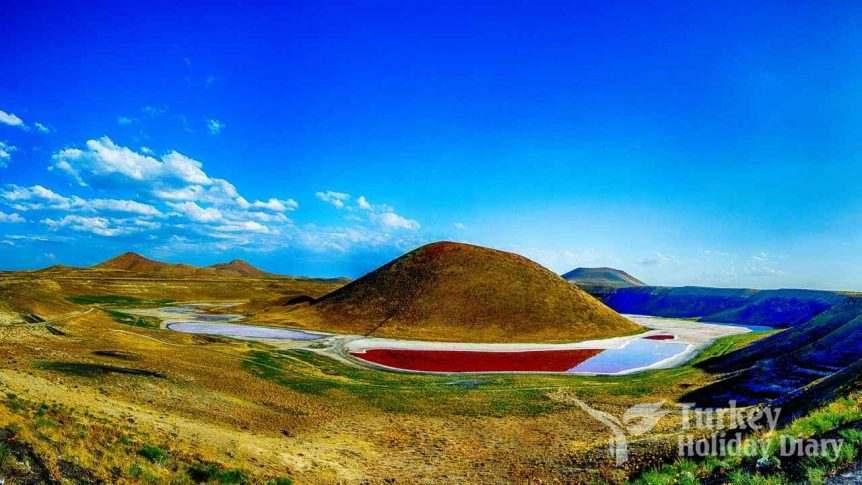 Meke Lake, Konya
