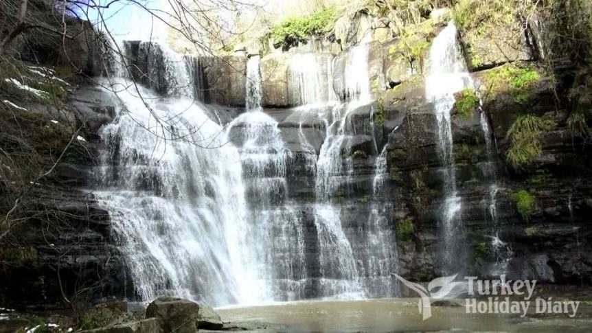 Samsun Kabaceviz Waterfall